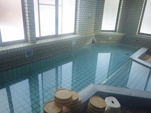 *【男湯】男女ともに大浴場が各1つずつあります。