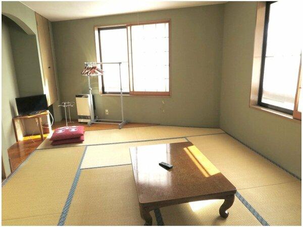 *和室/お部屋は全て和室タイプで、7.5畳~14畳まで