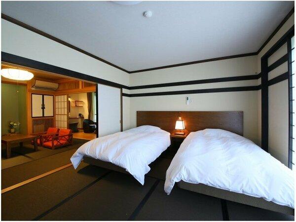 和室二間「寝室」