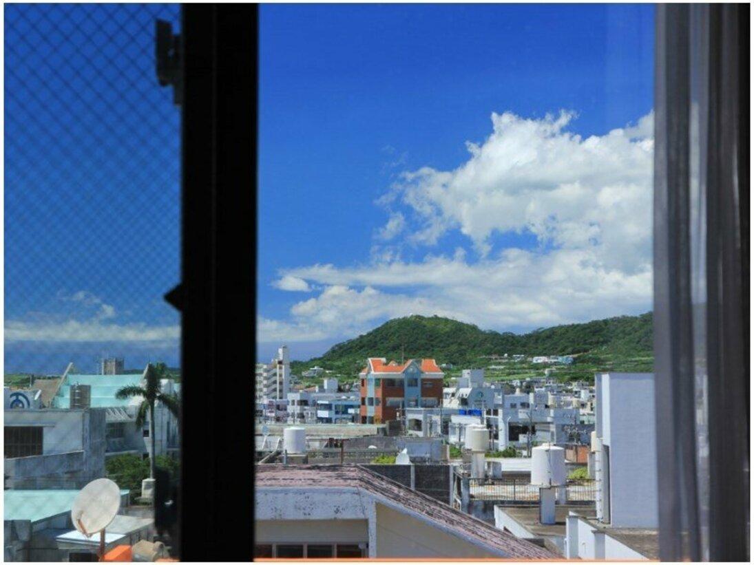客室からの眺望の一例