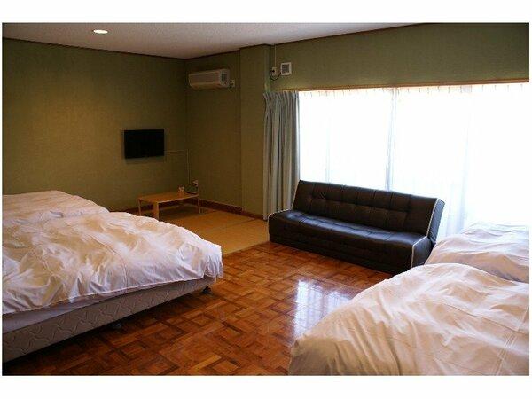 4ベッドルーム一例