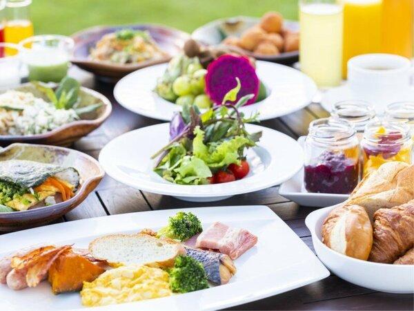 和洋ビュッフェのご朝食/サーフサイド・カフェ 6:30~10:30(L.O.10:00)