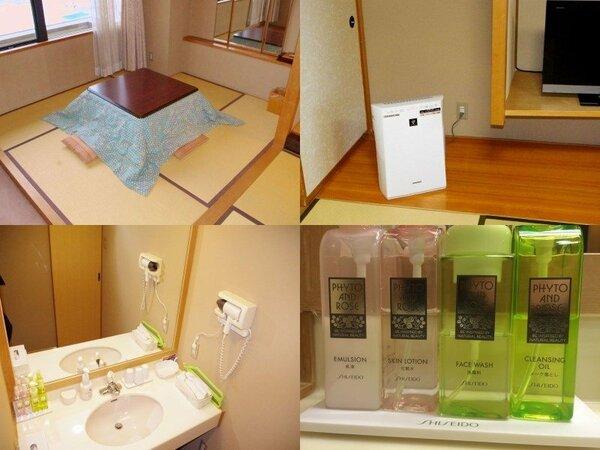 【10畳和室】お部屋の設備