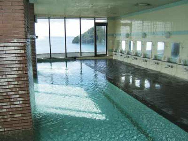 展望大浴場『渚の湯』