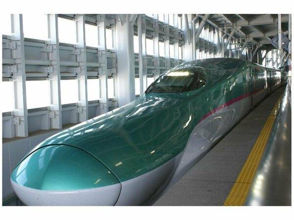 JR新青森駅から車で約20分です。
