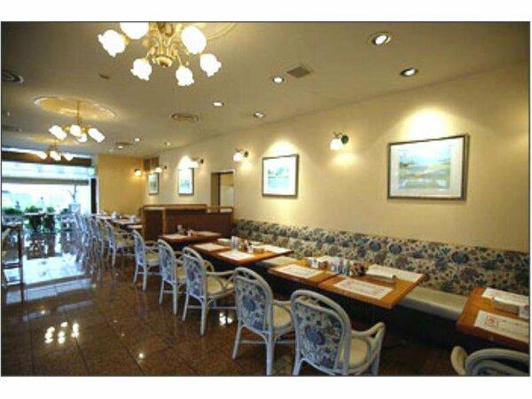 南館1F【レストラン ピア】 ご朝食は6:30~10:00