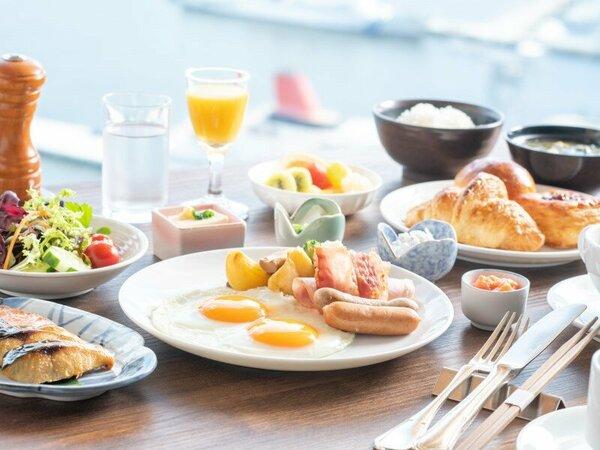 朝食イメージ*和洋食ブッフェ