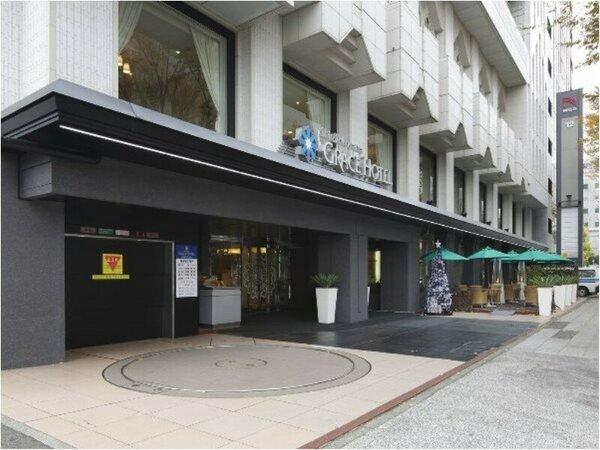 新横浜駅から徒歩1分の好立地。ビジネスや観光の拠点として是非ご利用下さい。