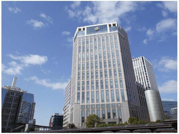 横浜でのご宿泊、お食事は横浜ベイシェラトン ホテル&タワーズへ。