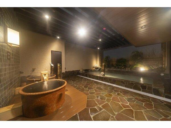 大浴場◆壺風呂/露天風呂