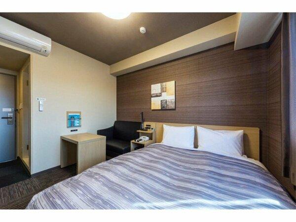 セミダブルルーム ベッドサイズ 140×200(cm)