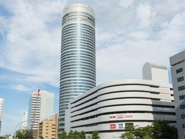 新横浜プリンスホテル外観