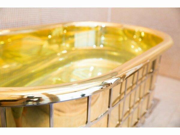 富士見亭K18黄金風呂