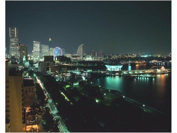 みなとみらい夜景イメージ
