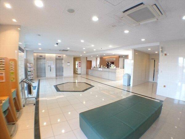 【ロビー】・・・ホテル1階