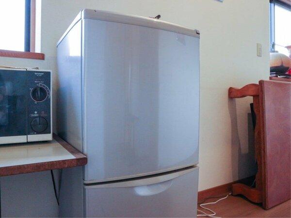 *【施設】冷蔵庫は共同になります。