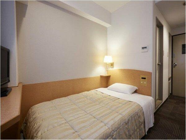 【2号館】セミダブル(1名利用)・・・11平米・ベッド幅120センチ
