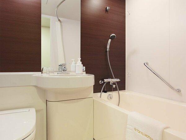 ダブルA浴室