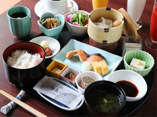 朝食メニュー/王道の和食(2020年10月1日~)