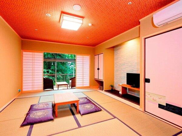 【スタンダード和室】客室の一例